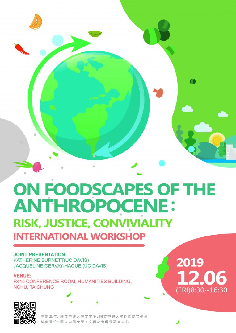 Foodscapes Of The Anthropocene